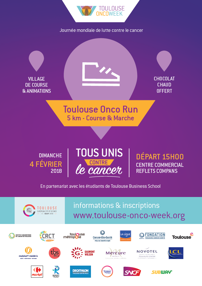 Toulouse Onco Run